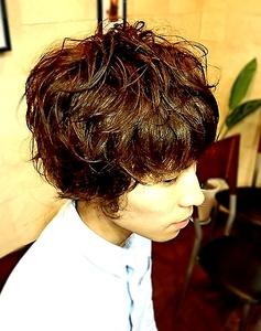 ゆるふわミディアム|T's gallery - for men's -のヘアスタイル