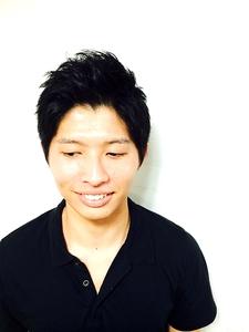 髪型が遊べない?NO!要るのは遊ぼうと思う心のみ!|T's gallery - for men's -のヘアスタイル