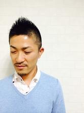 さっぱりしたい方・人と差をつけたい方必見スタイル!!!|T's gallery - for men's -のメンズヘアスタイル