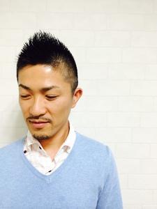 さっぱりしたい方・人と差をつけたい方必見スタイル!! T's gallery - for men's -のヘアスタイル