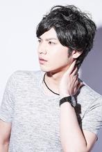 夏のダークウェットスタイル|Hayato Hakone Salons&Spaのメンズヘアスタイル