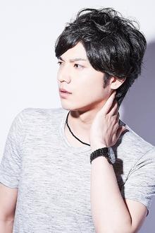 夏のダークウェットスタイル|Hayato Hakone Salons&Spaのヘアスタイル