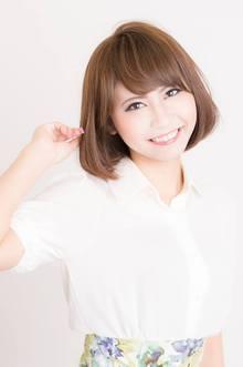 てっぱん!スウィートボブ|Hayato Hakone Salons&Spaのヘアスタイル