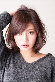 かわいいだけでは物足りない。|Hayato Hakone Salons&Spaのヘアスタイル