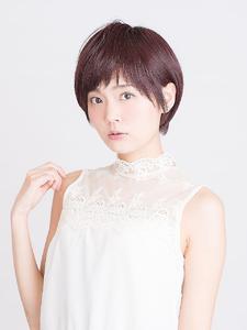 抜け感ショート|Hayato Hakone Salons&Spaのヘアスタイル