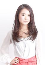 定番シルキーロングヘアー|Hayato Hakone Salons&Spaのヘアスタイル