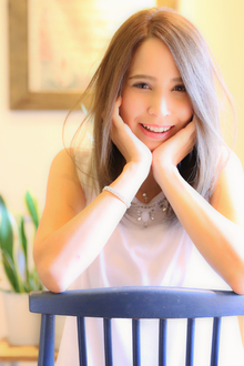 【Aere☆池袋】外国人風☆ストレート☆小林正重|Aereのヘアスタイル