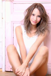 【Aere☆池袋】外国人風☆セミロング☆小林正重