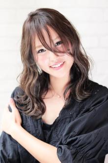 ☆ツヤ感ウェーブスタイル☆|Aereのヘアスタイル