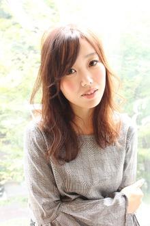 ☆大人愛されブラウンセミロング☆|Aereのヘアスタイル