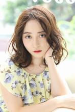 ★ヌーディ×セミウエット☆|Aereのヘアスタイル