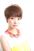 遊人 大人ショート|遊人 CENTRAL 菅 紀子のヘアスタイル
