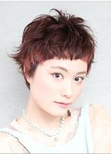 遊人 スタイリッシュショート|遊人 CENTRAL 菅 紀子のヘアスタイル