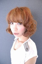 エァーウェーブ|遊人 CENTRAL 菅 紀子のヘアスタイル