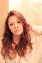 ジューシーフェロモンカール 遊人 A・LEVEL 至田 雄貴のヘアスタイル