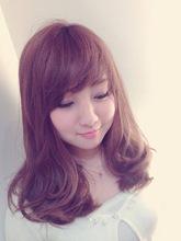 ピュアロング|Organic Hair Salon byEQ 小原 翔太のヘアスタイル