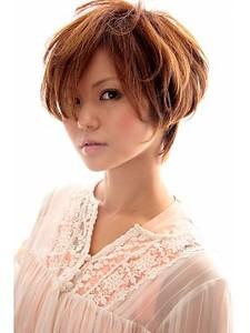 クールカジュアル|Chakura arka Hair Salonのヘアスタイル