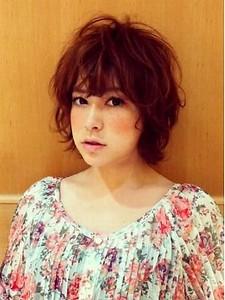 ゆるふわショート|Chakura arka Hair Salonのヘアスタイル