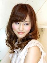 フワフワカール|Chakura arka Hair Salonのヘアスタイル