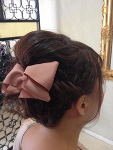 パーティアップ|FRAME hairのヘアスタイル