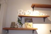 Rogue HAIR 金町店  | ローグ ヘアー カナマチテン  のロゴ
