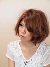 愛されモテガーリーパーマ|BEAUTY NoAhのヘアスタイル