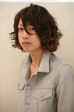 動きと重さのオシャレパーマ|Hair&Make BONDのヘアスタイル
