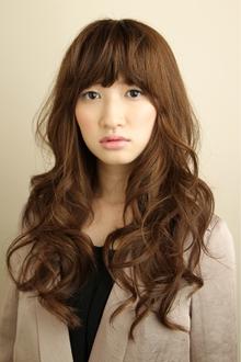 ゆるふわモテウェーブ|Hair&Make BONDのヘアスタイル