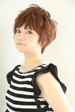 Short Bob|Hair&Make BOND 大野 清美のヘアスタイル