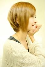 【メイズ・鍛原志行】◆美フォルム前下がりグラデーションボブ◆|MAZEのヘアスタイル