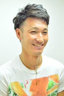 イケメンスタイル|Link for hairのヘアスタイル