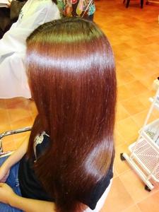 アイロンいらず!|Link for hairのヘアスタイル