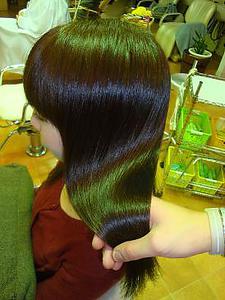KIRARAカラートリートメント|Link for hairのヘアスタイル