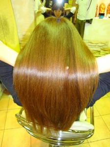 ミネラル系縮毛矯正|Link for hairのヘアスタイル