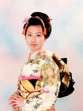 新日本髪|SAVON 茶園 哲伊のヘアスタイル