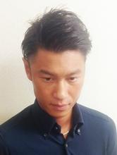 ツーブロック七三|Studio M's 稲毛店のメンズヘアスタイル