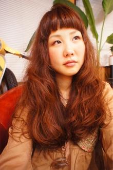 大人×カワイイ☆ふわふわlong|Richard sunny spaceのヘアスタイル