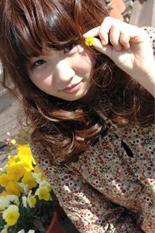 ふわふわあったか*春カラー|Richard sunny spaceのヘアスタイル