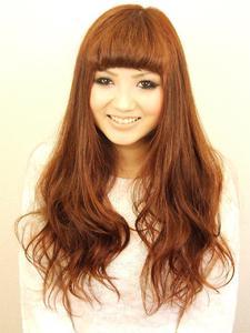 ふんわりトップで甘え上手な女の子|AEG 南平店のヘアスタイル