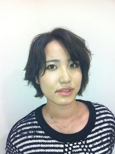 ナチュラルモードボブ|MILLENNIUM NEW YORK 調布パルコ店のヘアスタイル