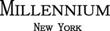 MILLENNIUM NEW YORK 仙川店  | ミレニアムニューヨーク センガワテン   のロゴ
