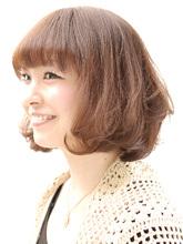 ふわふわバルーンボブ|MILLENNIUM NEW YORK 仙川店のヘアスタイル
