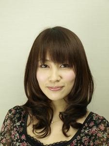 大人かわいい春髪|MILLENNIUM NEW YORK 仙川店のヘアスタイル