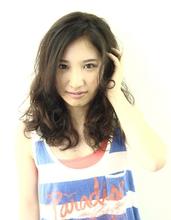 サマーリゾートニューヨーク☆|MILLENNIUM NEW YORK 西荻窪店のヘアスタイル
