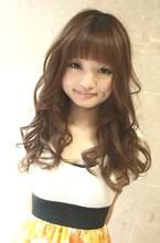 愛されロングカール☆|MILLENNIUM NEW YORK 西荻窪店のヘアスタイル
