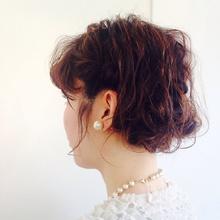 アレンジスタイル|KO.MO.REのヘアスタイル