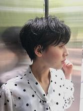 束感×ハンサムショート|Rue D'or 栄のヘアスタイル