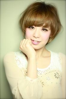 大人気!!  ☆外国人風スプリングボブ☆|ヘアサロン VIVIT 久宝寺店のヘアスタイル