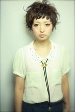カジュアルキュートマッシュ。|ヘアサロン VIVIT 久宝寺店のヘアスタイル