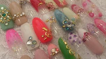 ☆チップ☆|ネイルサロン Jewels 久宝寺店のネイル